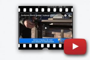 Mobile-T 4 places (vidéo)