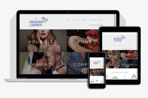 Bijouterie Lampron (e-commerce)