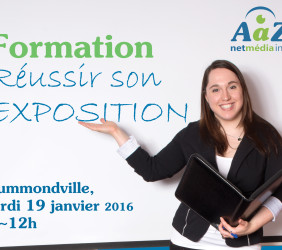 "Formation ""Réussir son exposition"" (2016-01-19, Drummondville)"