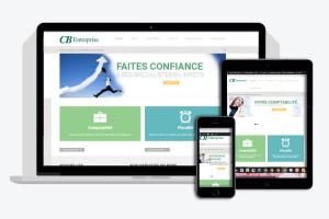 CB entreprise (site Web)