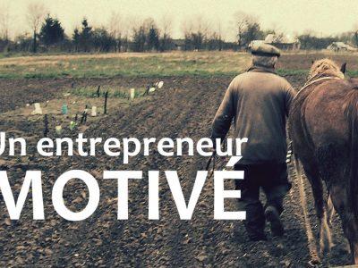Un entrepreneur motivé