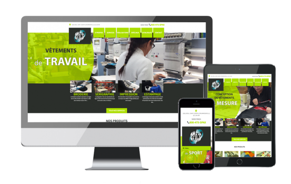 Spax (site Web)