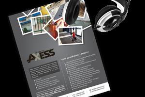 Le Groupe Axess (télémarketing)