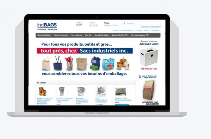 Packaging solution (e-commerce)
